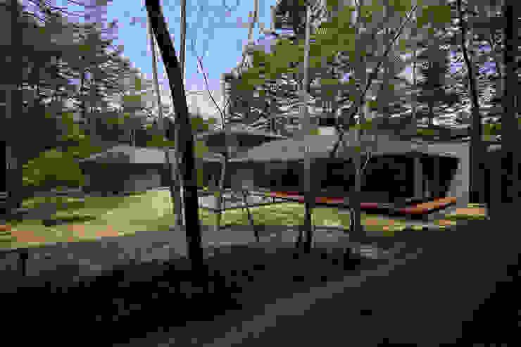 軽井沢の家1 の 有限会社 オープンハウス
