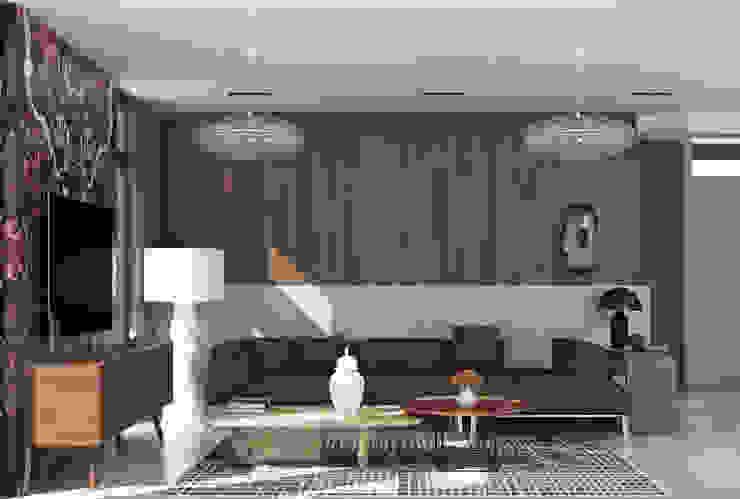 fatih beserek Modern living room
