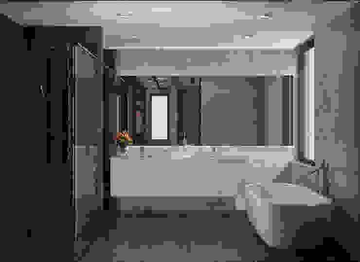 fatih beserek Modern bathroom