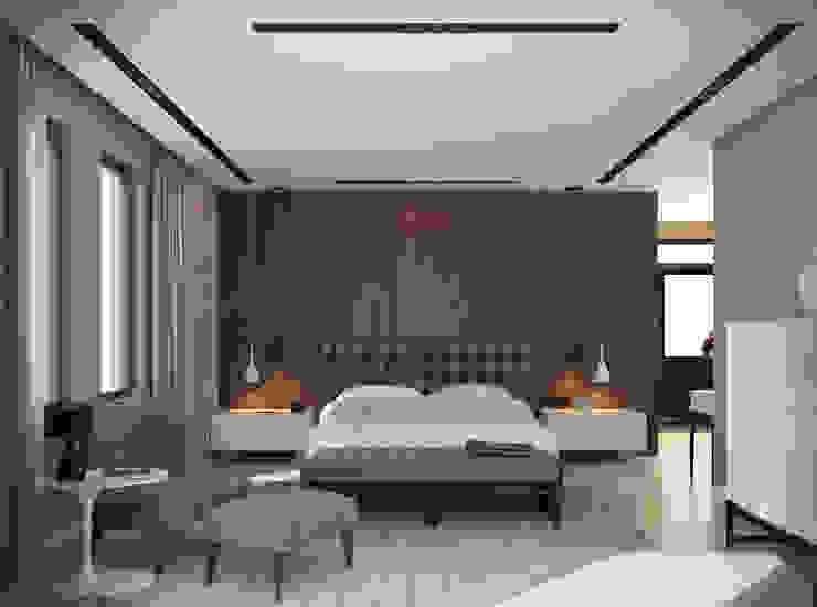 fatih beserek Modern style bedroom