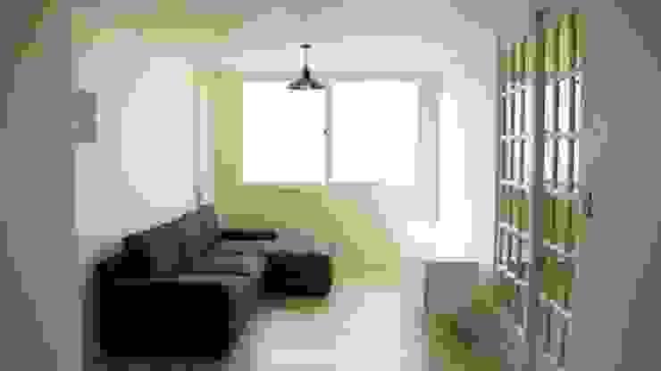toki Scandinavian style living room