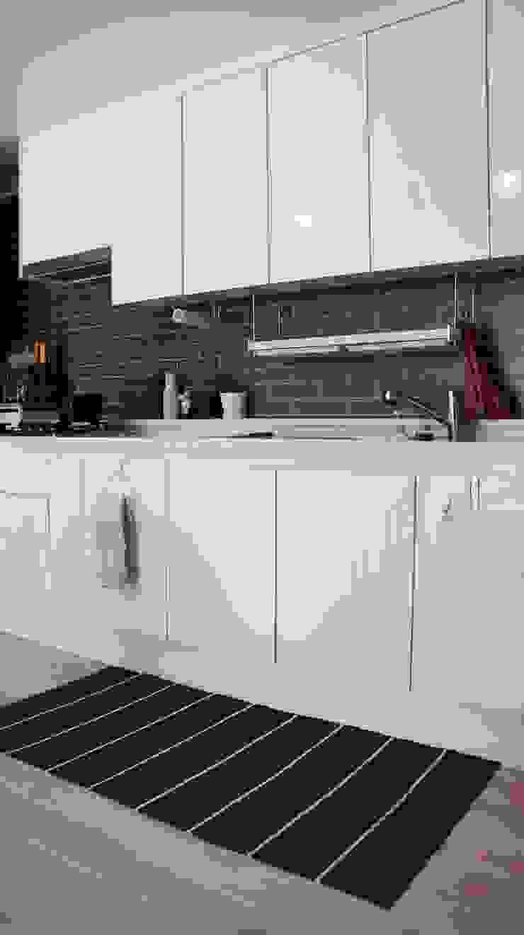 toki Scandinavian style kitchen