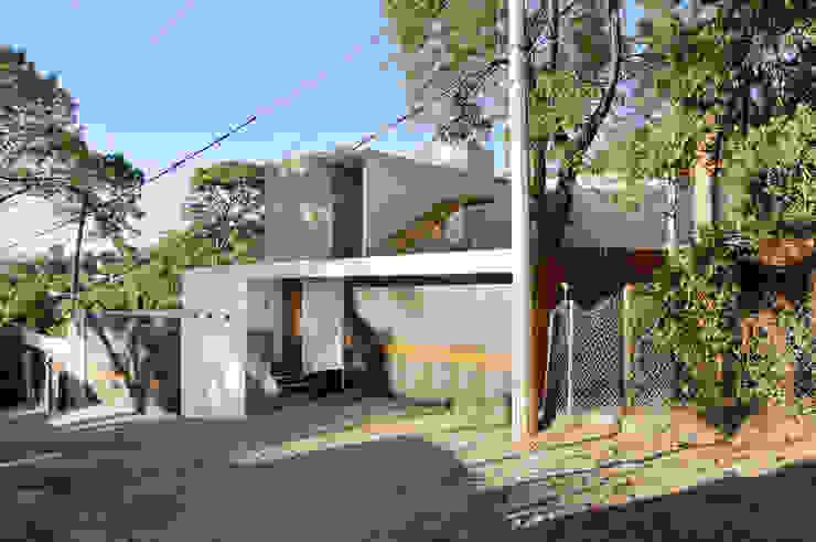 Projekty,  Domy zaprojektowane przez alexandro velázquez, Nowoczesny