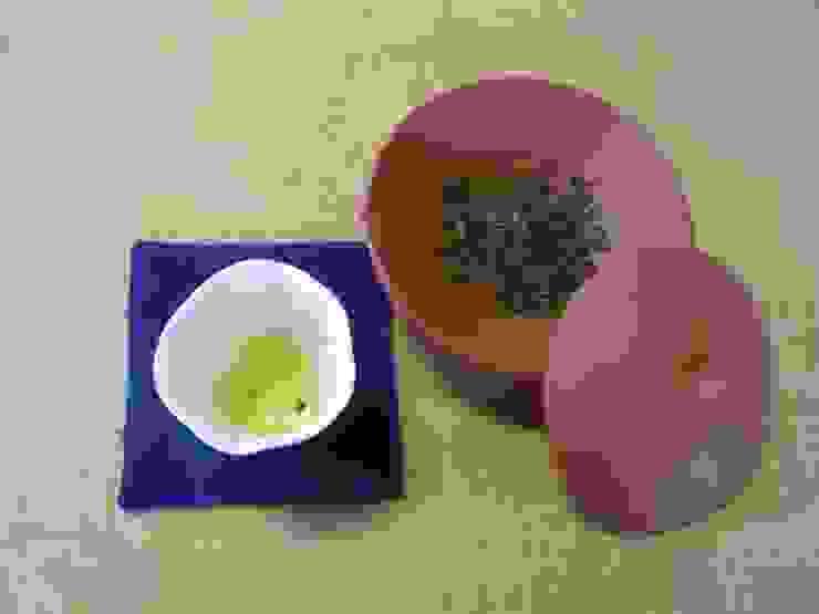 しずく茶を淹れてみました。: 翠嵐窯(すいらんがま)が手掛けた折衷的なです。,オリジナル 陶器