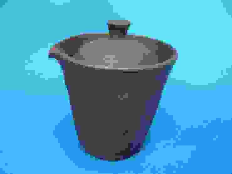 絞り出し急須: 翠嵐窯(すいらんがま)が手掛けた折衷的なです。,オリジナル 陶器