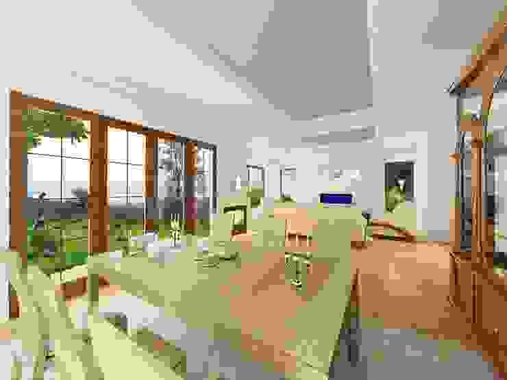 CCT 175 Villa Project in Yalova Modern Yemek Odası CCT INVESTMENTS Modern
