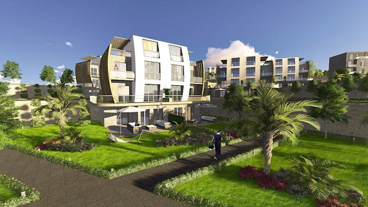 CCT 176 Project in Yalova Modern Evler CCT INVESTMENTS Modern