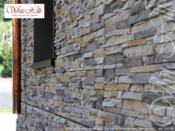 de White Hills Stones GmbH Moderno Piedra