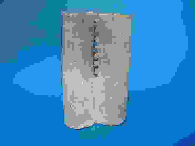 二口の花入れ: 翠嵐窯(すいらんがま)が手掛けた折衷的なです。,オリジナル 陶器