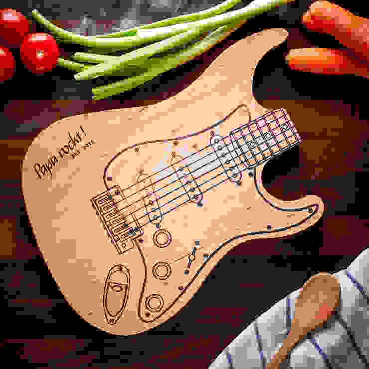 Gravado (LPZ Handelsgesellschaft mbH) KitchenKitchen utensils Wood Brown