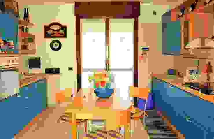 Modern Kitchen by ATELEON Modern