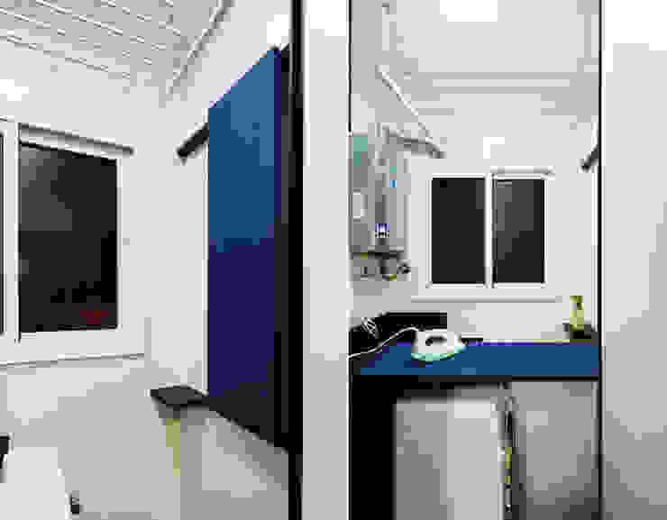 GC HOUSE: Cozinhas  por Arquitetando ideias