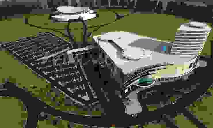 Lagos Theatre Mall & Otel by Maviperi Mimarlık
