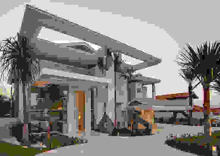 Marcia Joly Paisagismo Modern style gardens