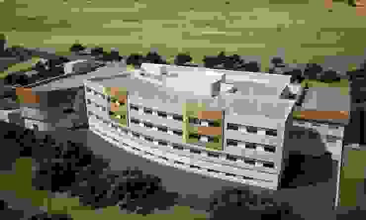 Kütahya Gediz 75 Yataklı Devlet Hastanesi by Maviperi Mimarlık
