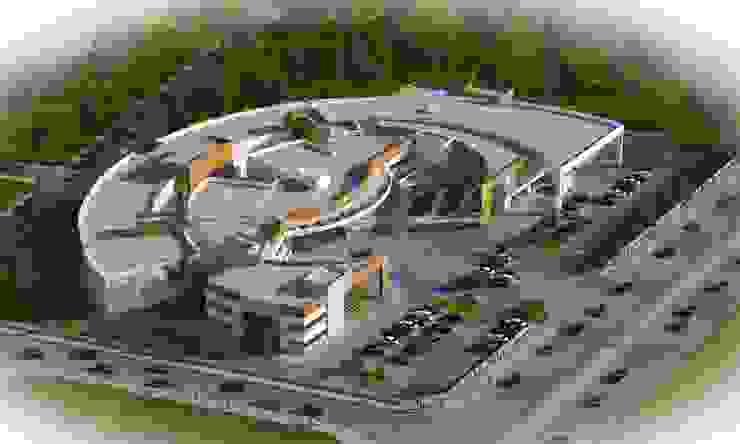Afyon Dinar 100 Yataklı Devlet Hastanesi by Maviperi Mimarlık