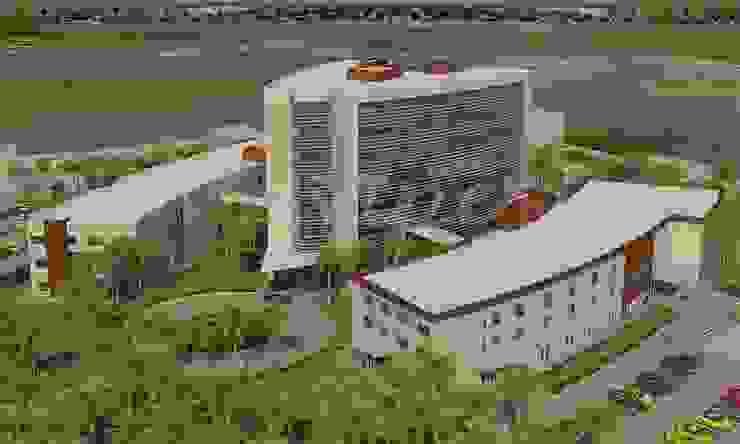 Samsun Terme 75 Yataklı Devlet Hastanesi by Maviperi Mimarlık
