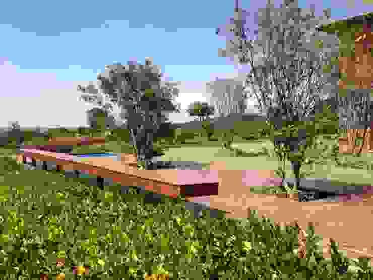 Casa LD Jardins modernos por Marcia Joly Paisagismo Moderno
