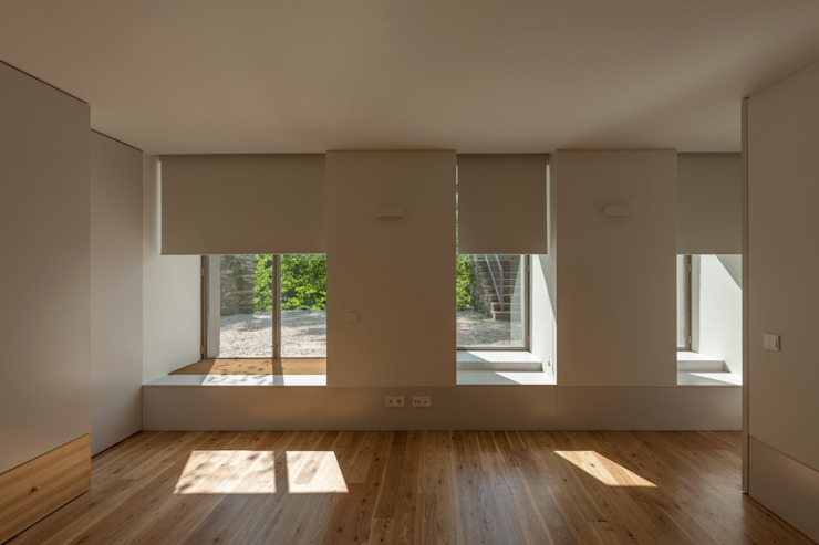 Casa em Espiunca Quartos rústicos por ABPROJECTOS Rústico