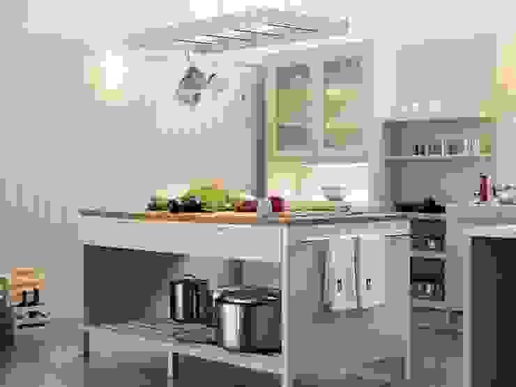 Nhà bếp phong cách kinh điển bởi ARCE FLORIDA Kinh điển Gỗ Wood effect