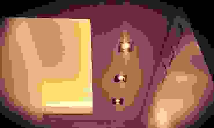 CIRCULACION Pasillos, vestíbulos y escaleras modernos de ARQ DANIEL CARRIZO Moderno