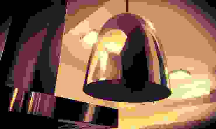 COLGANTES Cocinas modernas: Ideas, imágenes y decoración de ARQ DANIEL CARRIZO Moderno