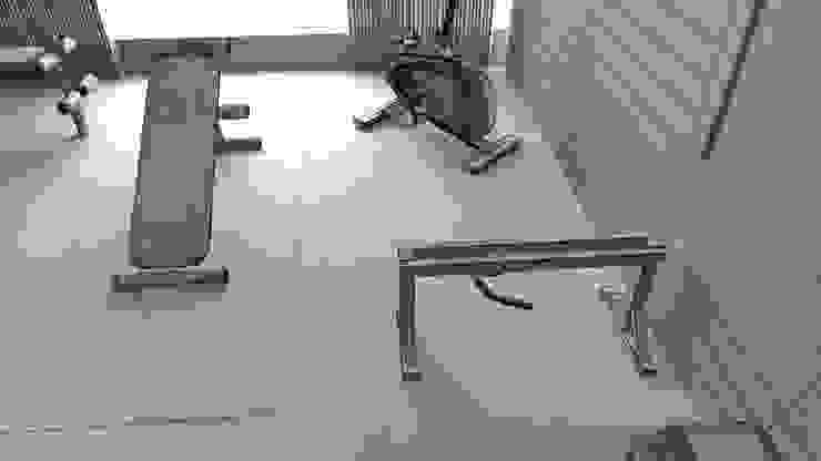 Moderner Fitnessraum von Basalanimation Modern