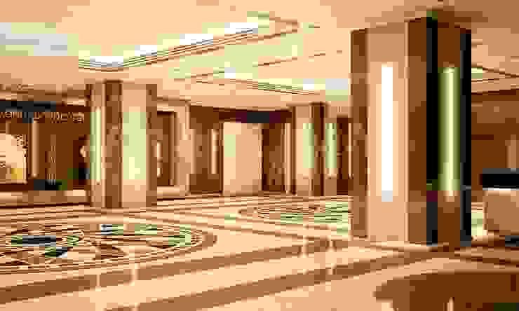 Al Kendi Çok Amaçlı Salonu by Maviperi Mimarlık