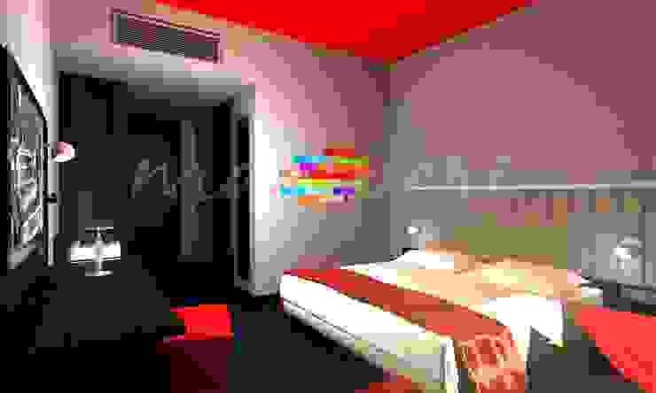 Samsun Ramada Encore Otel Modern hotels by Maviperi Mimarlık Modern
