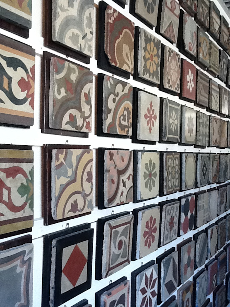 TOMASELLO SRL PAVIMENTI D'EPOCA REALIZZATI OGGI ArtworkOther artistic objects Tiles