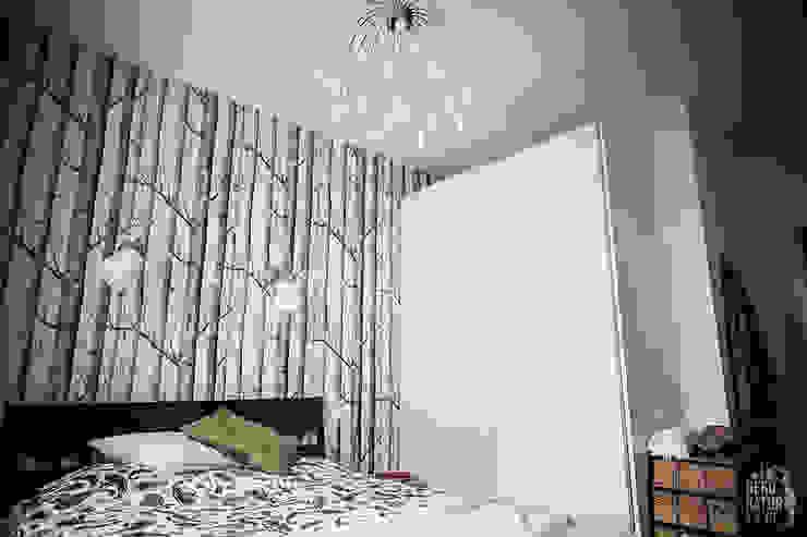 Classic style bedroom by dekoratorka.pl Classic