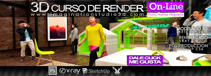 portada de Imagination Studio 3D