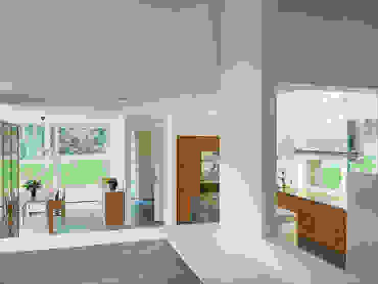 WOONHUIS HOLTEN Moderne keukens van Maas Architecten Modern