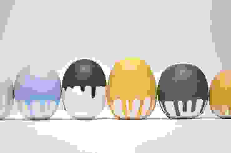 tarari: Yusuke Hatakeyamaが手掛けた折衷的なです。,オリジナル 磁器