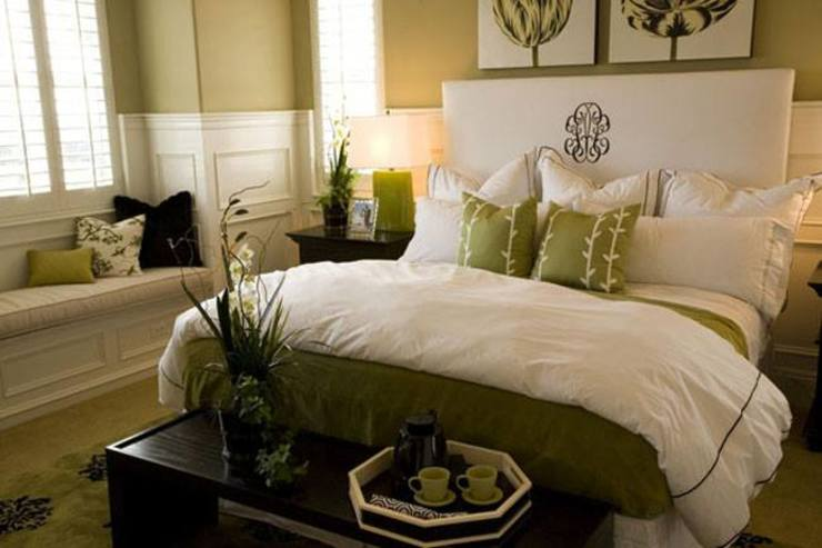 Classic style bedroom by Arkiurbana Classic