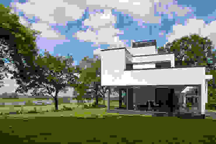 WOONHUIS GORSSEL Moderne huizen van Maas Architecten Modern
