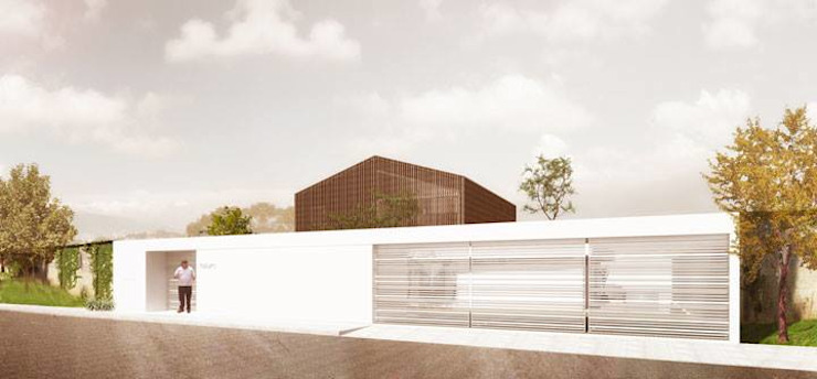 Casa I de ADJKM arquitectos c.a.