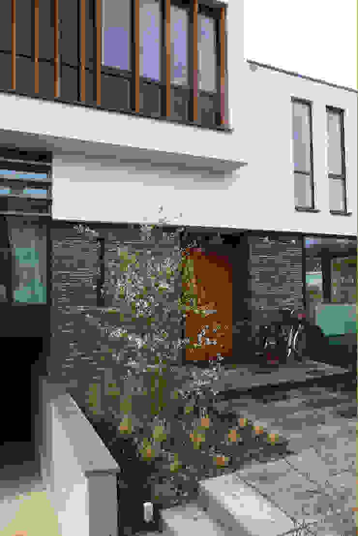 WOONHUIS ROTTERDAM Moderne huizen van Maas Architecten Modern
