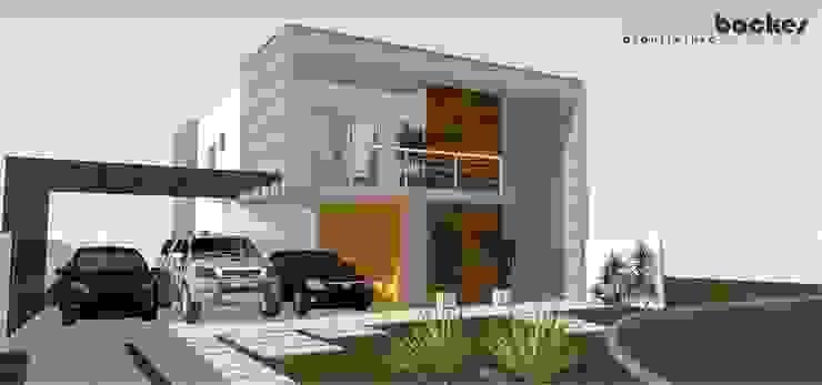 Kubota & Backes Casas de estilo moderno
