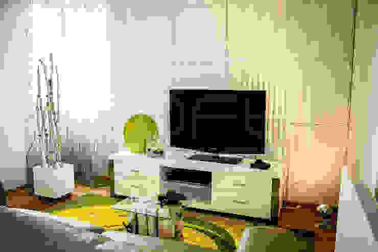 Panele Dekoracyjne 3D - Loft Design System - model Ruffles od Loft Design System Nowoczesny
