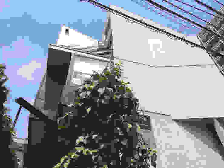 今井ハウス IMAI House の 伊藤邦明都市建築研究所