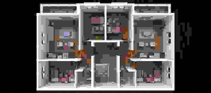 3D Mimari Tasarım Sketchup & Lumion