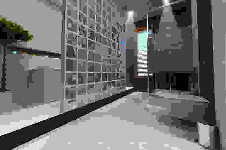 BANYO TASARIMI Modern Banyo DOTY Modern
