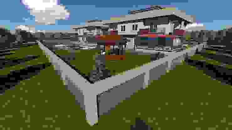 Emin Raife Ince 3D Mimari Tasarım Sketchup & Lumion
