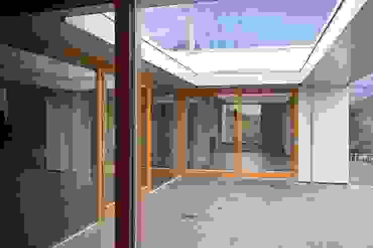 DANKE Architekten Balcon, Veranda & Terrasse modernes