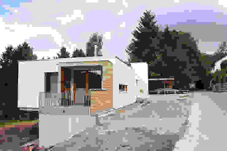 DANKE Architekten Maisons modernes