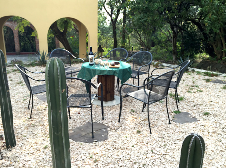 Jardín Nepantla de Paisaje Radical
