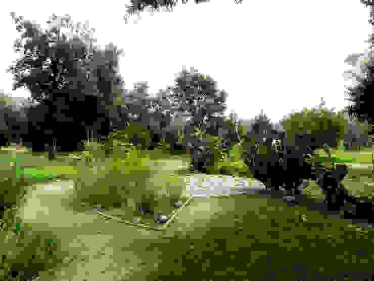 Huerto Xochitla Jardines modernos de Paisaje Radical Moderno