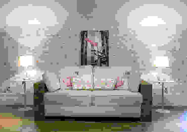 Estar do sótão Salas de estar modernas por Adriana Leal Interiores Moderno Madeira Efeito de madeira