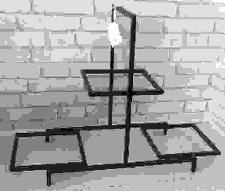 Pyramid Buffet Riser: modern  by Designmint,Modern Iron/Steel